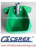 Alimentatore del maiale del ghisa/ciotola di /Drinker/Water della depressione acqua potabile/depressione bevente per gli ovini/capra/agnello/bovini