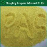 Colore giallo dell'alluminio Chloride/PAC 30% del grado dell'acqua potabile poli leggero