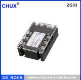 40A 3 단계 DC-AC 반도체 계전기 (ZG33-40DA)