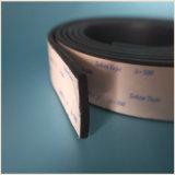Nastro adesivo di figura del quadrato della gomma di gomma piuma di EPDM imballato in Rolls