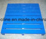 Depósito de almacenamiento logístico de acero estanterías de paletización