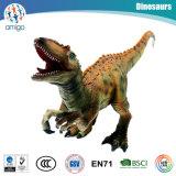 Originele Echte Plastic die Dinosaurus met Katoenen Stuk speelgoed voor Inbaar Model wordt gevuld