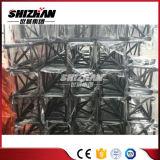 Fascio del nero dello zipolo della cabina dell'alluminio mini di mostra commerciale del fascio