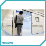Portes hermétiques automatiques/manuelles de Qtdm-18 pour l'hôpital