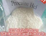 HCl farmacêutico do Procaine da classe no pó cristalino 51-05-8