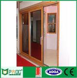 Puerta francesa del estilo australiano de Pnoc080111ls con As2047/ISO/Ce