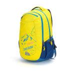 ラクダの屋外の黄色いバックパック