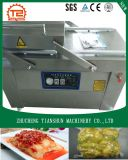 Machine de fermeture sous-vide de nourriture de machine à emballer de vide de dessus de Tableau