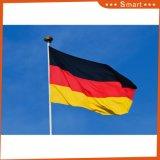 Polyester-Deutschland-Staatsflagge mit bester Qualität und niedrigem Preis