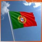 Sunproof e bandeira impermeável de Portugal da bandeira nacional