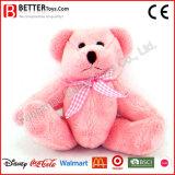 Do luxuoso macio do brinquedo do urso da peluche do brinquedo urso animal enchido para miúdos