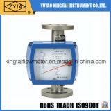 Rotameter variável químico da água de Digitas da câmara de ar de Metallc
