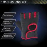 Gants extérieurs de Weightlifting de gants de vélo de gants de sport professionnel de gants de Portective