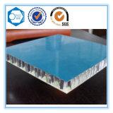 Het nieuwe Materiaal van de Muur, de Kern van het Schuim van het Comité van de Sandwich van het Aluminium