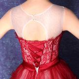 Платье вечера Mermaid выпускного вечера -Плеча женщин способа официально длиннее