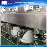 Chaîne de production complètement automatique de remplissage de l'eau de 5 gallons avec du ce