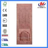 Porte en bois composée stratifiée de placage (JHK-008-2)