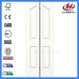 Твердая нутряная деревянная дверь Closte Bi-Складывая (JHK-02)