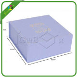 Caixa de empacotamento do chocolate do papel Handmade da alta qualidade com divisor