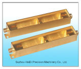 Дешевым части CNC подвергли механической обработке алюминием, котор
