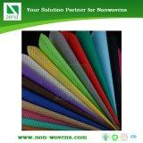 Bolsa de la compra de la tela colorida personalizada (Zend01-301)
