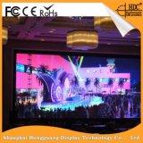 Écran polychrome d'intérieur de haute résolution de signe de l'Afficheur LED P4