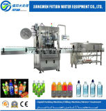 Bottle Label Sealing Shrinking Wrapping Machine