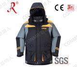 겨울 (QF-9078A) 동안 형식 바다 낚시 방수 누비질된 재킷