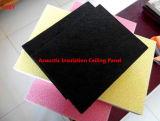 Uso negro del teatro de la tarjeta de la absorción sana del techo