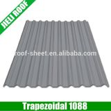Schlagbiegefestigkeit-trapezoides Art-Dach-Blatt in China