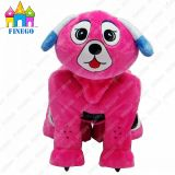 Shopping Center를 위한 넘치는 Dog Fun Kiddie Rides Zippy Animal Walking Car