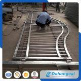 Puerta de múltiples funciones del hierro labrado de la seguridad (dhgate-2)