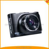 Миниый автомобиль DVR 3.0inch FHD 1080P с камерой черточки камкордера автомобиля 5.0mega