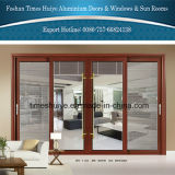 Portelli esterni di alluminio dei portelli interni che appendono i portelli scorrevoli dei portelli
