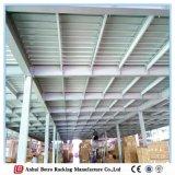 Het Ontwerp van de Deur van de Grill van het roestvrij staal, Mezzanine Van uitstekende kwaliteit van de Opslag van China
