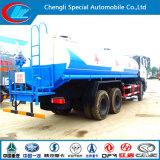 Hete Verkoop de Tankwagen van het Water van Dongfeng van 15000 Liter