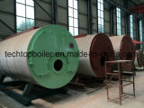 Textilindustrie-ölbefeuerter gasbeheiztwarmwasserspeicher