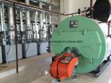 繊維工業のガス燃焼の石油燃焼の熱湯ボイラー