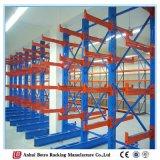 China Nanjing om het Rekken van de Cantilever van de Fabriek van de Installatie van de Werken van de Textiel van het Buizenstelsel op te slaan de Rekken van de Cantilever