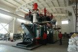 Macchina ad alta velocità dello stampaggio mediante soffiatura con il materiale da otturazione di pressione ed il riempimento per gravità