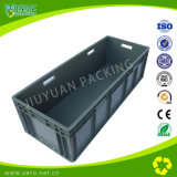 Blue Big Size PP Mterial Turnover Logistic EU Container