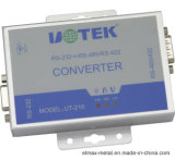 RS232 RS485/422 alla Parete-Mounted Serial Converter RS232 RS485/422 a Ethernet Converter