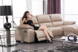 Model à la maison 917 de sofa de cuir de Recliner de meubles