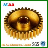 Ts16949 Standard Custom Design Brass Small Steering Rack Pinion Gear