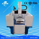 Mini kleine FM4040 China CNC-formenmaschine für Metall