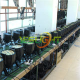 DMX512 Wireless LED Par iluminación 54 * 3W RGBW LEDs CREE con el CE, RoHS