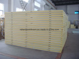 より冷たい部屋およびフリーザー部屋のためのPUの絶縁体のパネル