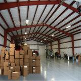 Entrepôt préfabriqué de structure métallique de coût bas à vendre