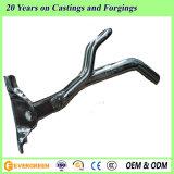 Stahlpräzision bearbeitete gedrehte Teile maschinell