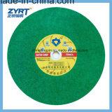 금속 절단 바퀴 350mm 녹색을%s T41 절단 디스크